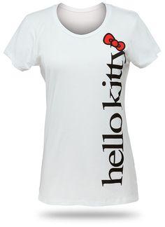 Hello Kitty Babydoll Shirt Makes You Want to Dance, Dance, Dance