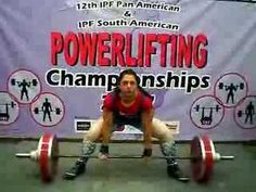 Priscilla Ribic deadlifting over 550lbs @ a body weight of 150.