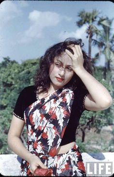The magnetic charm, yes she is MADHUBALA!