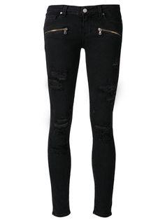 Paige 'ramone' Ultra Skinny Jeans - American Rag - Farfetch.com