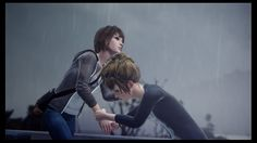 Life Is Strange Game - Max Helps Kate