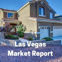 Check Out The Latest Lasvegas Market Report For Realestate On Our Blog Www Cgvegas News