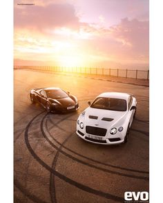 PotD: January 14 2016 Title: Weapon of choice Photographer: Harisanker S Nair @harisankerphotography  This two beautiful cars were shot in a car parking area at Jabel hafeet in Abu Dhabi. Lights only used for the grill parts and I used polarizing filter. This is first cover photo I done in Evo Magazine Middle East (2015) September issues. by officialfstoppers