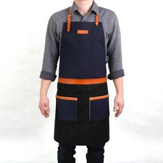 A rugged apron for the craftsman in your life.