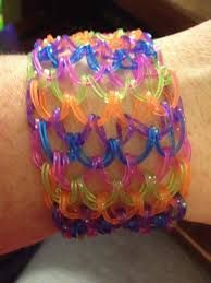 fun loom bracelets - Google Search