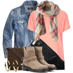 Plaid Scarf by colierollers on Polyvore featuring polyvore, fashion, style, Topshop, J.Crew, MANGO, rag & bone, Vera Bradley and Michael Kors