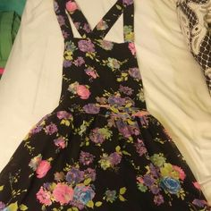 Floral print dress Floral print dress, size xs. Never worn. True to size. one clothing Dresses Mini