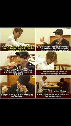 Coitado do tae Bts Memes, Jikook, Oh My Heart, Bts Facts, Bts Imagine, Min Suga, About Bts, Yoonmin, Bts Bangtan Boy