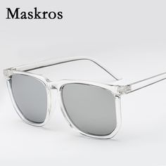 $7.49 (Buy here: https://alitems.com/g/1e8d114494ebda23ff8b16525dc3e8/?i=5&ulp=https%3A%2F%2Fwww.aliexpress.com%2Fitem%2FMaskros-2017-Transparent-Frame-Sunglasses-Women-Men-Unisex-Cheap-Clear-Sun-Glasses-for-Women-s-Shades%2F32794996823.html ) Maskros 2017 Transparent Frame Sunglasses Women Men Unisex Cheap Clear Sun Glasses for Women's Shades Uv400 Female Square Men's for just $7.49