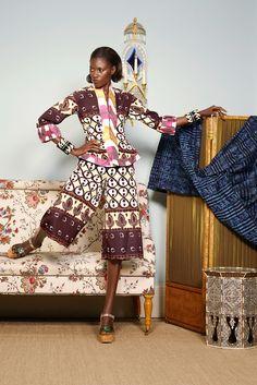Duro Olowu ~African fashion, Ankara, kitenge, African women dresses, African prints, African men's fashion, Nigerian style, Ghanaian fashion ~DKK