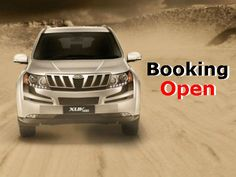 If you are waiting for a fantastic ride with XUV 500 then here is right time for you. Because India's major vehicle maker Mahindra and Mahindra has re-open the bookings of its Mahindra XUV 500 from today.