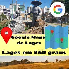 Eu Amo Lages Camera Ao Vivo, Google Street View
