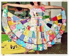 Vestidos de festa Junina - Fotos e Modelos Frock Patterns, Folk Festival, Country Dresses, Different Seasons, Vestidos Vintage, Swagg, Sewing Projects, Sewing Ideas, Beach Mat
