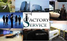 Società di servizi alle aziende. Portierto, vigilanza non armata, pulizie civili