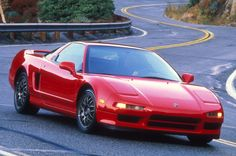Reliving the Acura NSX debut, 25 years later