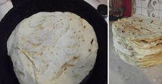 Potom, čo som sa naučila robiť tento pita chlieb, už som si ho prestala aj kupovať. Pečieme ho doma sami - chillin.sk