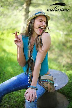 Boho, Gipsy, Ibiza, Hippie, tunic, vest, gilet, Melissimo, fashion, lifestyle, girls, ladies, woman, women, girl, lady, summer and Bohemain