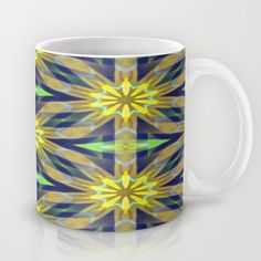 Buy Sunbeam Daisy Star by lillianhibiscus as a high quality Mug. Worldwide shipping available at Society6.com. Just one of millions of products available.