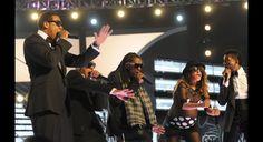 Jay-Z, T.I., Lil Wayne, M.I.A., and Kanye West | GRAMMY.com
