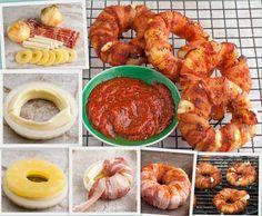 Bacon Pineapple Rings