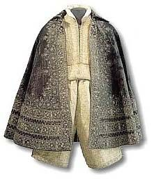 Wedding clothing, made in 1604 or 1607, Historische museum Dresden