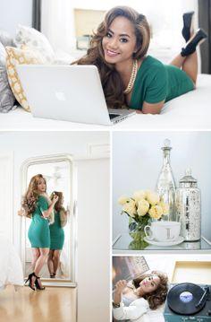 Stephanie | 2014 | www.shoplouro.com #fashion #woman #stylist