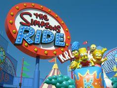 The Simpsons ride | Bruceblog | siouxcityjournal.com