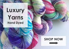 Luxury Yarns