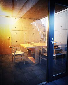 Azuma House, Tadao Ando - Render. Architecture and CGI Studio based in Scotland, UK