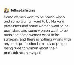 #Feminism #Employment
