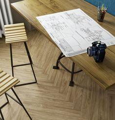 Parquet and Wood Effect Tiles | Ragno