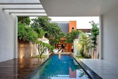 Inspiring Mexico Residence Built With Original Maya Tools | Emma Sloley and Adam McCulloch