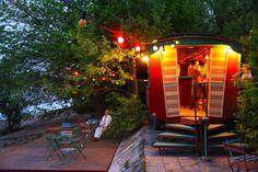 Fellini Római Outdoor Bistro - only in summer