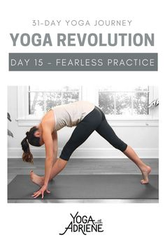 Your Day 15 Yoga practice asks you to check in with body and breath as a way of cultivating more and more awareness. Regular practice is more effective than . Yoga Poses For Men, Yoga For Men, Free Yoga Videos, 30 Day Yoga, Yoga With Adriene, Namaste Yoga, Yoga For Weight Loss, Yoga Routine, Hot Yoga