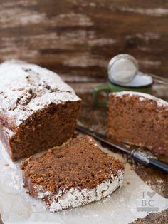 Cake de nocilla | I Love Bundt Cakes