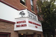 The Crystal Theatre: This is a great spot to see independent and art films outside of Aspen, in Carbondale.