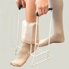 Tips for Putting On Compression Stockings