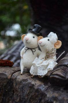 ratinho de feltro. Calíope Correa