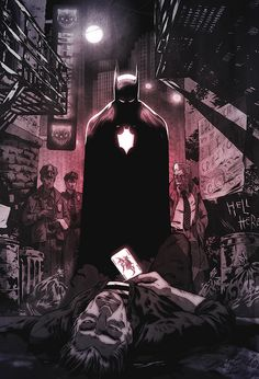 Batman: Calling Card - Johnny Dombrowski