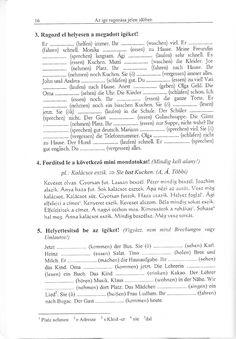 Maklári Tamás - Német nyelvtani ABC Der Bus, Learning, Words, German, Abstract, Father, Teacher, First Aid, Grammar