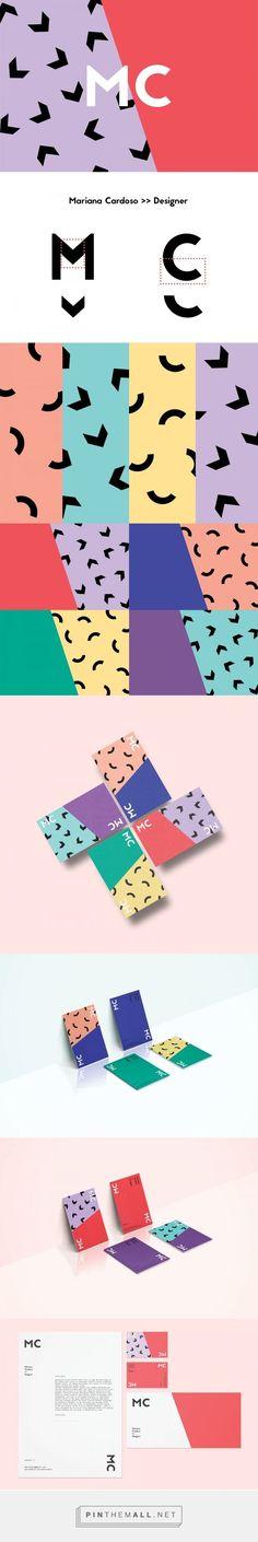 Personal Identity - Mariana Cardoso on Behance   Fivestar Branding – Design and Branding Agency & Inspiration Gallery