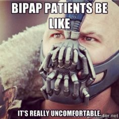 Respiratory therapy bipap