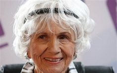 Alice Munro has become the 13th female winner of the Nobel Prize in…