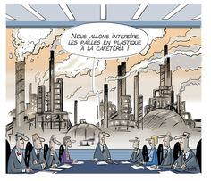 La caricature de Côté du 10 octobre 2018