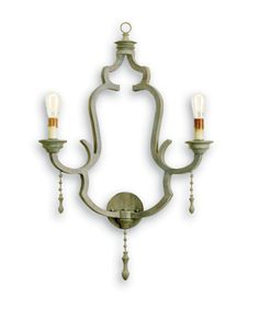 Currey and Company 5075 Durand 25 Inch Wall Sconce