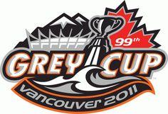 canadian football league emblem | Logo - Canadian Football League (CFL) - Chris Creamer's Sports Logos ...