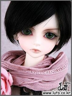 LUTS - Ball Jointed Dolls (BJD) company :: Delf, Bluefairy, Blythe, Doll items like wig, clothes, shoes and Doll face up materials $255