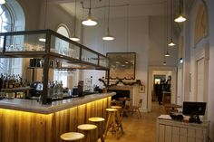 Tom's Kitchen, Somerset House | Eat, Play, Live