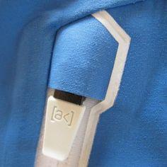 Details we like / Textile / Blue / Ehite Line / Zipper?/ A / Tech Wear