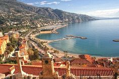 Menton, Pearl of the French Riviera